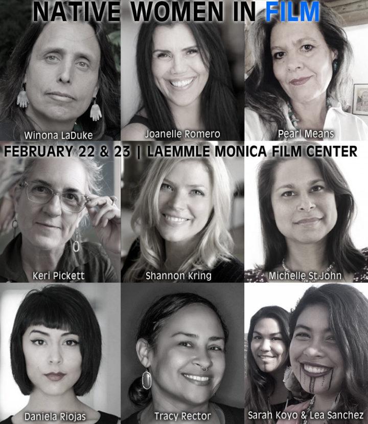 Native Women in Film – Film Festival