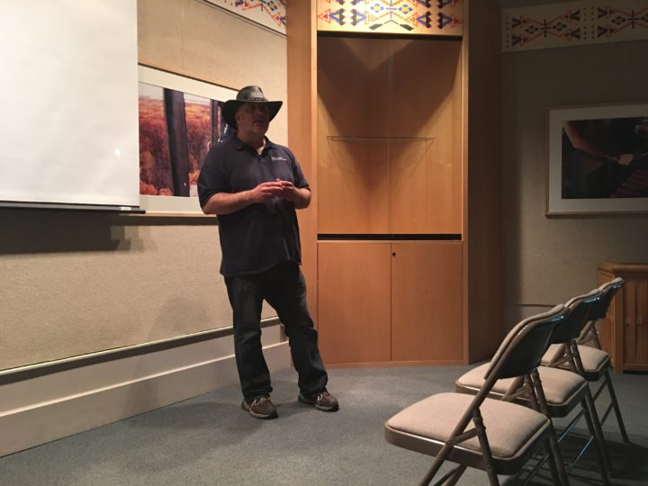 Mille Lacs Museum & Trading Post screening