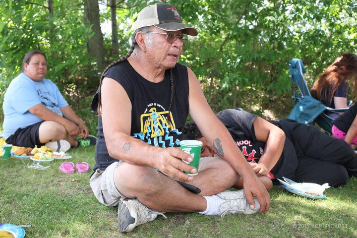 The Sandy Lake Tragedy is remembered by the Ojibwe from all over the Great Lakes region.