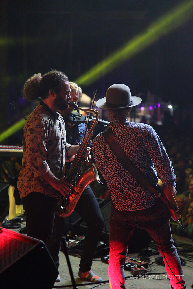 Nahko and Medicine for the People plays at Harmony Park's ShangriLa